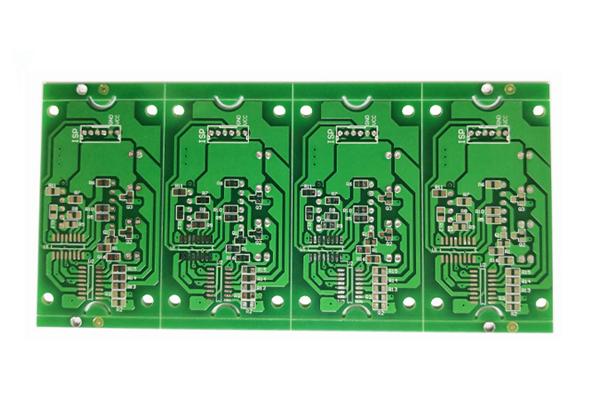 工业监控电源线路板