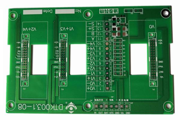 多功能计时器线路板