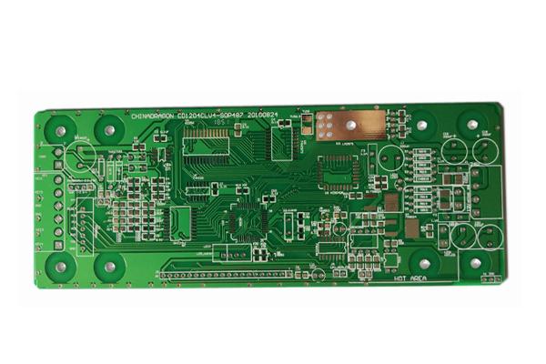 中频炉线路板